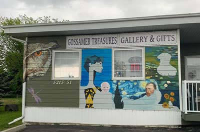 Gossamer Treasures Gallery